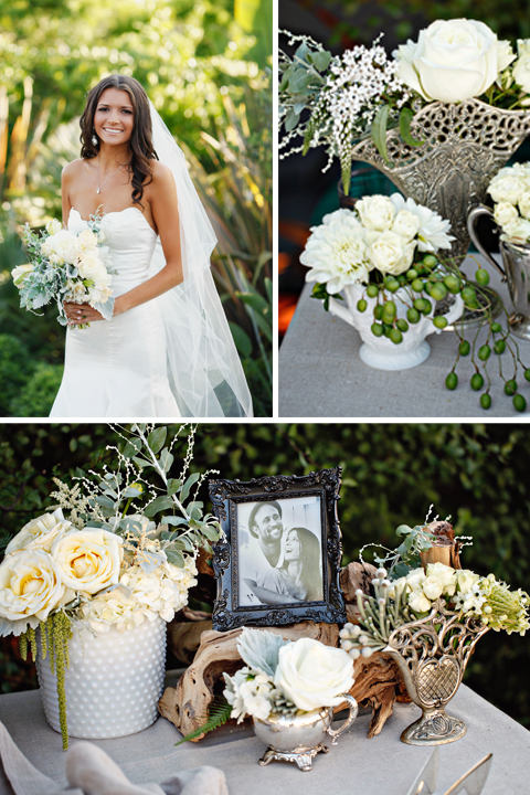 If you love vintage rustic you are going to absolutely love this wedding