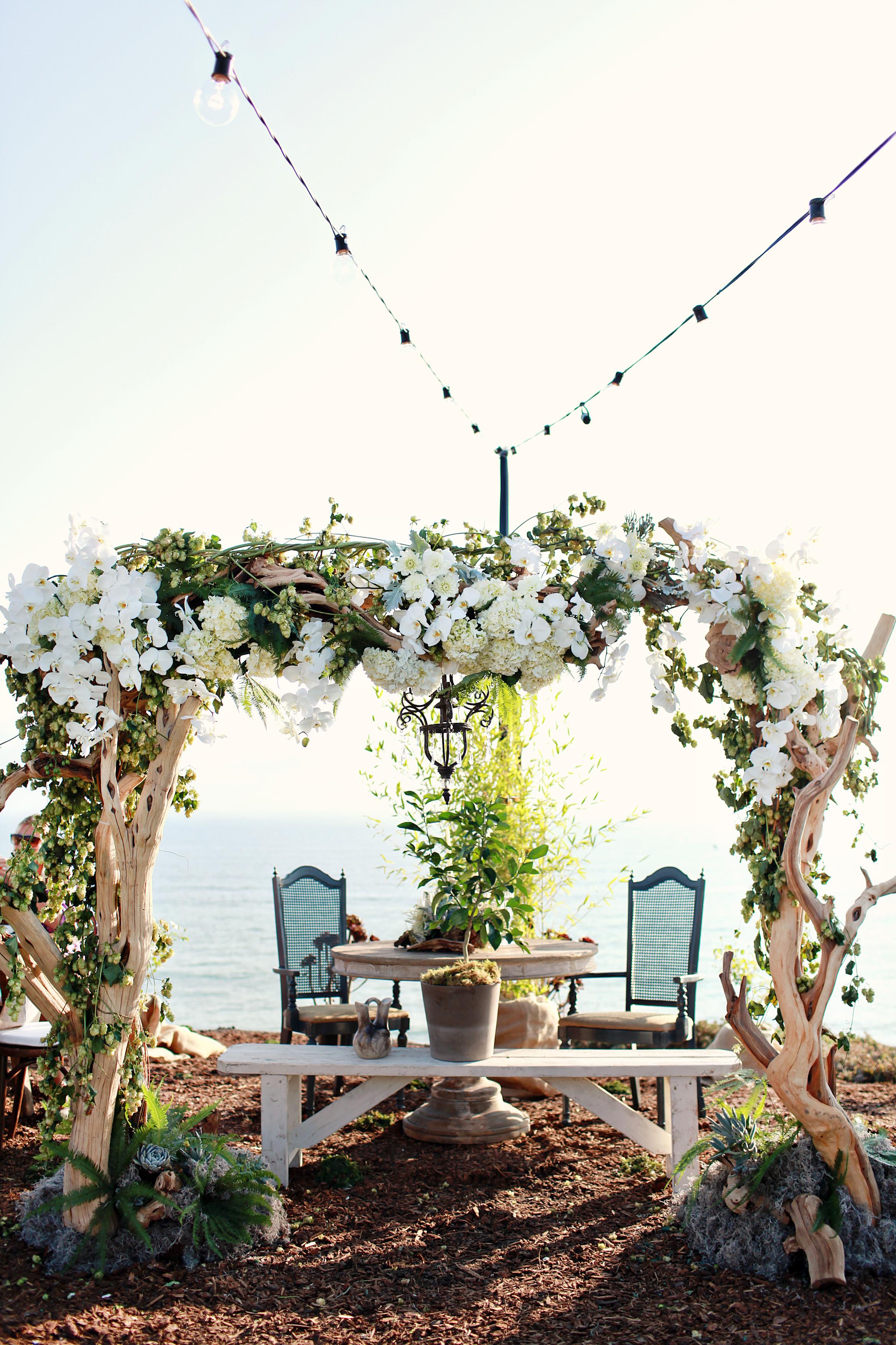 Nyki Ryan's Vintage Rustic Wedding